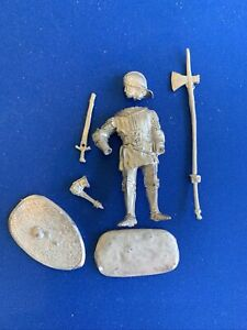 Henry Plantagenet 54mm 1/32 Metal Figure Teutonic Knight