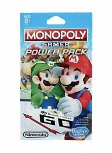 Monopoly Gamer Power Pack Luigi New In Pack Unopened