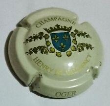Capsule de champagne Henry de Vaugency