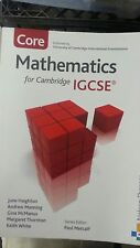 Mathematics for Cambridge IGCSE Core, Thornton, Margaret  2012