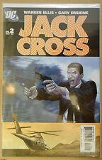 Jack Cross #2 & 4 (2005-2006, DC, Warren Ellis, Gary Erskine) VF/NM