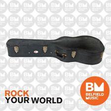 Xtreme HC3003 Black Acoustic Guitar Western Dreadnought Case Hardcase HC-3003
