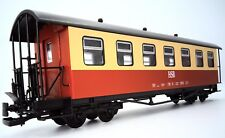 HSB Harz Mountain Rail Way Red 2 Tone Passenger Car Case Of 4 G Scale