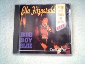 Ella Fitzgerald Big boy blue (22 tracks)  [CD]