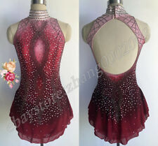 Ice Skating Dress.Stunning Figure Skating Dress.Tailor-made baton dancing dress