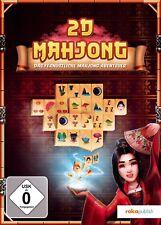 2D Mahjong Temple PC NEUF + emballage d'origine