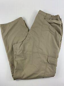 5.11 Tactical Workwear Pants Men's 38 Cargo Tan Beige 74251
