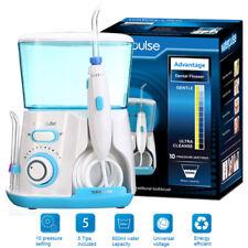 Waterpulse Water Jet Pick Flosser Oral Irrigator Teeth Cleaner Dental Care Spa