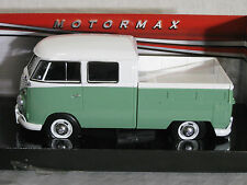 Motor Max 1/24 VW Volkswagen Type 2 (T1) Double Cab Pickup  79343 MMX104