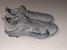 check out 77446 92b04 New Nike Vapor Ultrafly Elite Low Baseball Cleats,Silver, 852686-001, Men s
