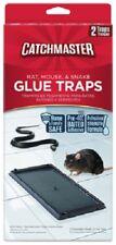 Ap & G, 6 Pack, Catchmaster, Rat, Mouse & Snake Glue Trap