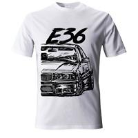 BMW E36 Grunge Style T-Shirt