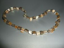 pretty abalone / mother of pearl shell necklace