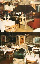 LeFevres Open Hearth White Sparrow Inn Vineland New Jersey NJ Postcard