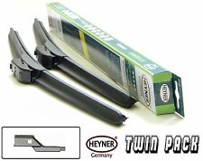 "KIA VENGA 2009-Onwards aeroflat windscreen WIPER BLADES 26''14"" TWIN PACK"