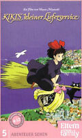 KIKI'S KLEINER LIEFERSERVICE - Zeichentrick - DVD*NEU*OVP