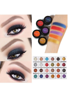 PHOERA® Eyeshadow  Shimmer Metallic Pigment Eye Shadow