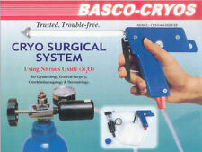 Basco Cyro Surgical Gun Probes with All Accessories (Set of 5) and Free Shipping