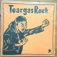 Teargas Rock - LP 2014 US Issue Mint Unplayed + Poster + Inner