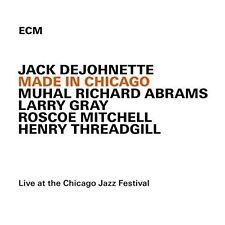 Made in Chicago by Jack DeJohnette (CD, Jan-2015, ECM)