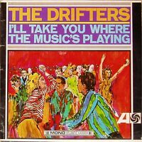 *NEW* CD Album The Drifters - Take you Where Music's  (Mini LP Style Card Case)
