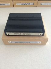 World Heroes Neo Geo MVS Arcade Console Game SNK
