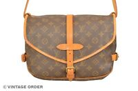 Louis Vuitton Monogram Saumur 30 Shoulder Bag M42256 - YG01318
