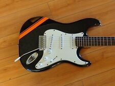 Pat Wilkins Custom Guitars WRS / Graphic Series - Competition Stripes - Strat
