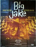 Plakat Kino Western Big Jake John Wayne - 120 X 160 CM
