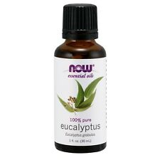 NOW Foods Eucalyptus Globulus Oil, 1 fl. oz.