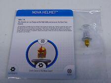 HEROCLIX MARVEL NOVA HELMET PROMO L.E.  NEW!!! HC70