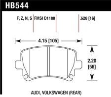 Hawk for Audi A3 / A4 / A6 Quattro Performance for Ceramic Rear Brake Pads - haw