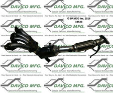 Catalytic Converter-Exact-Fit Front Davico Exc CA fits 12-14 Ford Focus 2.0L-L4