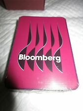 Bloomberg Playing Cards
