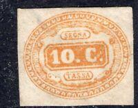 SHIP TO EU: Stamp Italy PORTO stamp #1 , mint, NO GUM!!!, combine shipping 0033