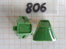 30x ALBEDO Ersatzteil Ladegut Motorhaube MAN Oldtimer 60er grün 1:87 - 0806