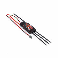 60A 2-6S Brushless ESC Speed controller RC Airplane for Hobbywing Skywalker FR
