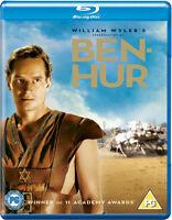 Ben-Hur DVD (2011) Charlton Heston, Wyler (DIR) cert PG 3 discs ***NEW***