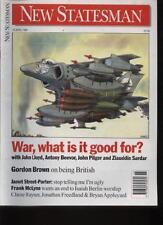 NEW STATESMAN MAGAZINE - 19 April 1999