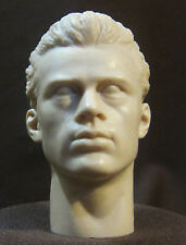 "CUSTOM JAMES DEAN  RESIN HEAD SCULPT, Action figures 1/6 scale 12"" CMD-50"