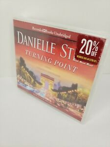 Turning Point : A Novel by Danielle Steel (2019, Compact Disc, Unabridged)