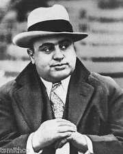 Al Capone Mafia Mob 8x10 Photo 005