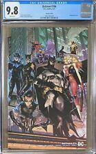 Batman #106 Jimenez Wraparound Variant CGC 9.8