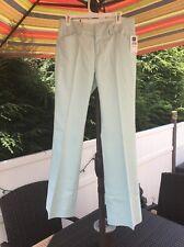 Gap Sea foam Women's 8 Long Curvy Flare Dress Pants