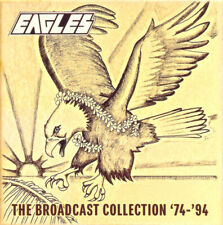 THE EAGLES Greatest Live Broadcasts 7CD box hotel california take it limit hits
