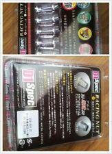 NEW D1 SPEC WHEEL/RIM NUT/NUTs for SILVIA 180sx S13 200sx M12 x P 1.25 x L 52MM