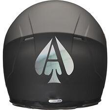 ACE OF SPADES Motorbike Fuel Tank Sticker Car Decal 100mm x 120mm Best Gifts-