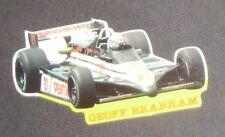 Geoff Brabham Pentax #21 Indy Car Decal