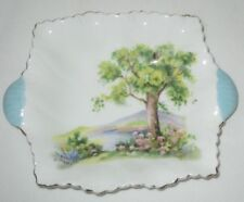 Fine Bone China by Shelley ~ England ~Woodland Design ~Small Dish 13348