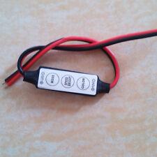 12/24V In-Line LED Light Strip Dimmer-Steuerpult mit 3 Key On/Off Schalter Balac
